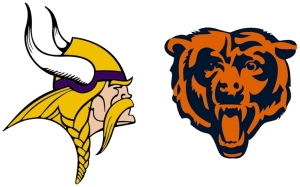 vikings vs bears