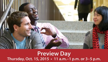 Preview Day October 2015
