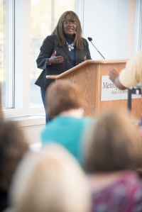 Dr. Denise E. Williams, College of Management, Build Your Dream Initiative
