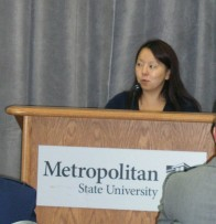 Sai Thao, student and scholarship recipient