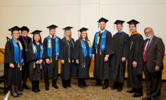 Outstanding student fall 2015