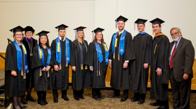 Nine named fall semester Outstanding Students
