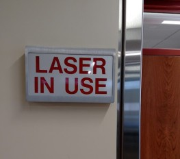 The physics lab provides advanced instrumentation (including lasers).