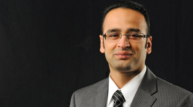 Zeeshan Baig named as new trustee to Metropolitan State Foundation Board