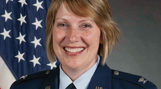 Minnesota National Guard confers Col. Sandra Best as first female general