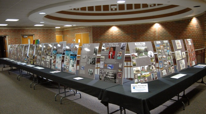 Feb. 22–23: Black History Month display
