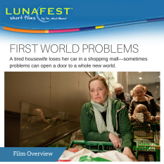 2016 LUNAFEST - First World Problems