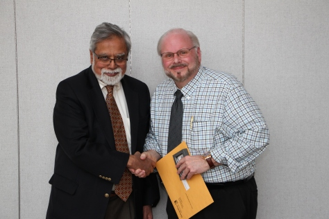 Devinder Malhotra and David Bouchard