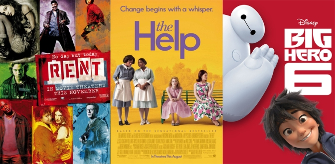 Summer movie series at the library