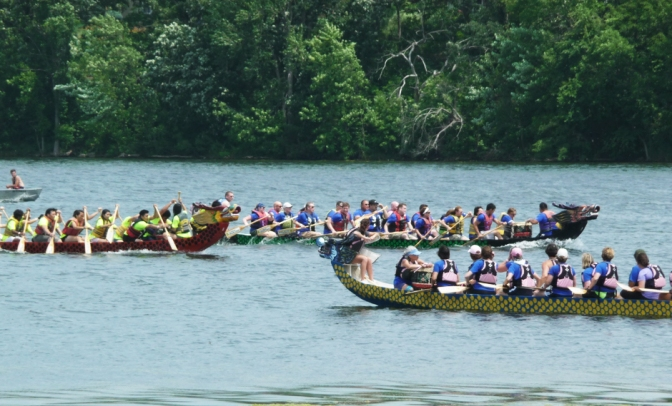July 9-10: Dragon Boat Festival 2016