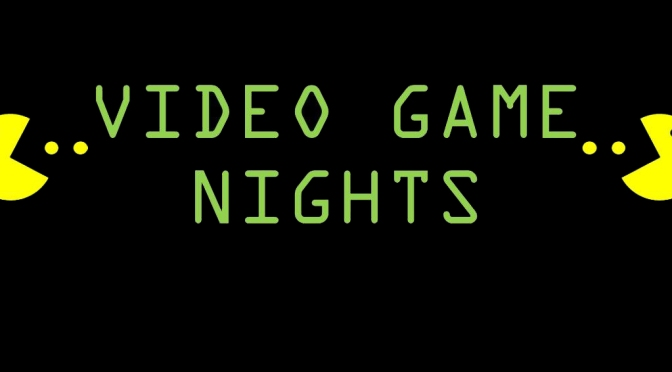 May 15: Game Night at the Library