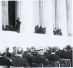 Changing America: 1922 Dedication of the Lincoln Memorial. Image courtesy of Library of Congress.