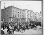 Changing America: Emancipation Day, Richmond, Virginia, 1905. Image courtesy of Library of Congress.
