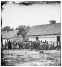 Changing America: J. J. Smith's Plantation, Beaufort, South Carolina, 1862. Image courtesy of Library of Congress.