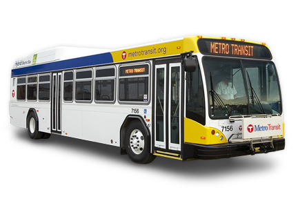 MetroTransit bus