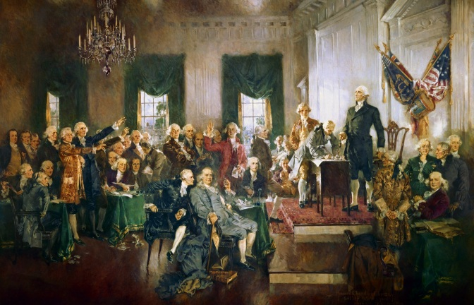 Sept. 15: Celebrate Constitution Day