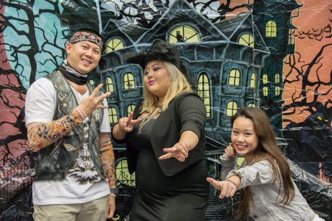Asian Student Organization celebrates 2nd Annual Haunted Dance