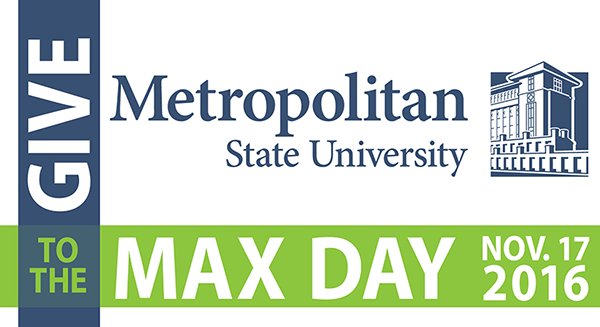 Nov. 17: Give to the Max