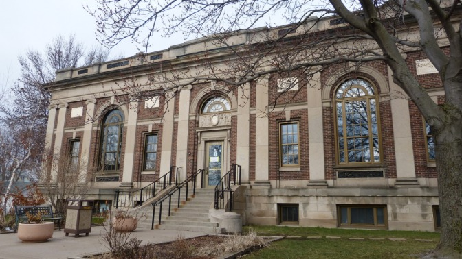 Events at East Side Freedom Library