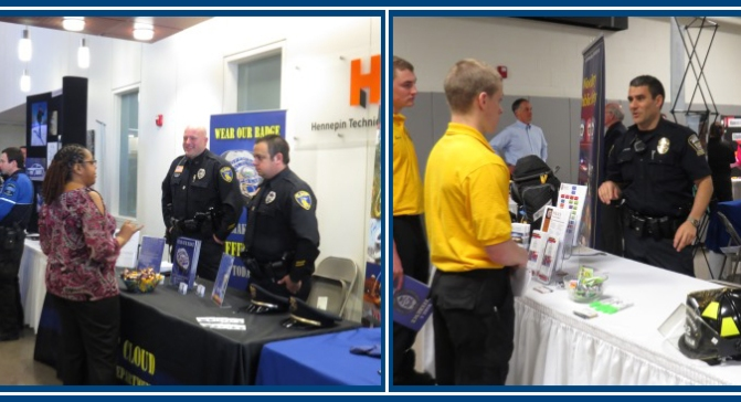 April 12: 26th Annual Law Enforcement Opportunities Career Fair