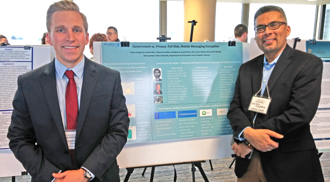 April 24: Spring Student Research Conference