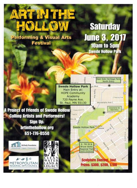ArtInTheHollow2017Flyer