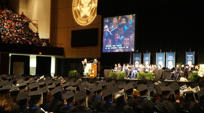 April 28: Metropolitan State's 102nd commencement