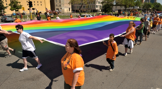June 24-25: Volunteer at Twin Cities Pride
