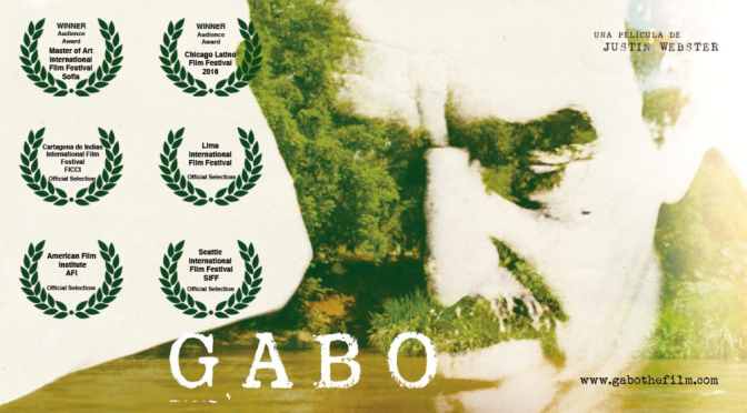 "July 28: ""Gabo: The Creation of Gabriel Garcia Marquez"" screening at Film Space"