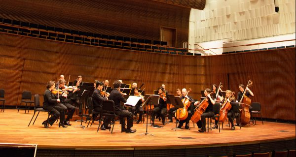 Nov. 21: Lunchtime with the Saint Paul Chamber Orchestra