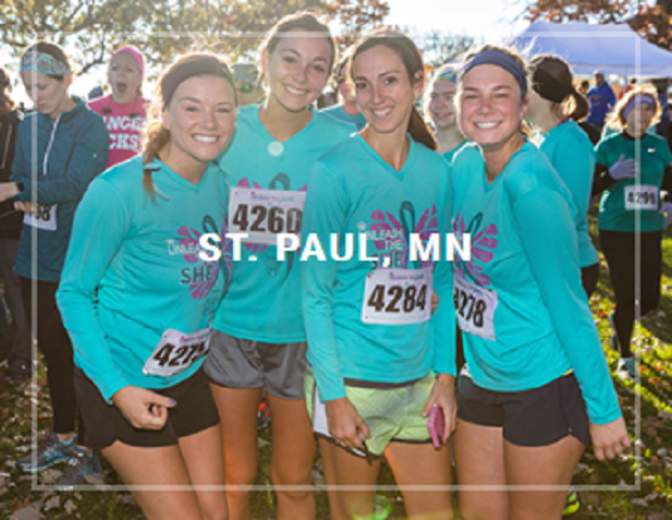 Oct. 15: Unleash the She, 5K and 10K women's runs