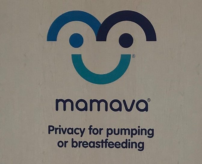 Mamava pods provide private, clean, and comfortable nursing stations on campus