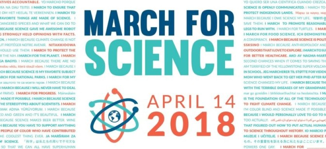 Postponed | April 14: March for Science MN 2018 Rally