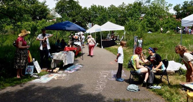 June 2: Art in the Hollow