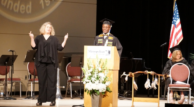 Metropolitan State University celebrates 102nd commencement