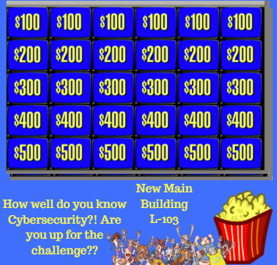 June 9: Cybersecurity Jeopardy Round 2